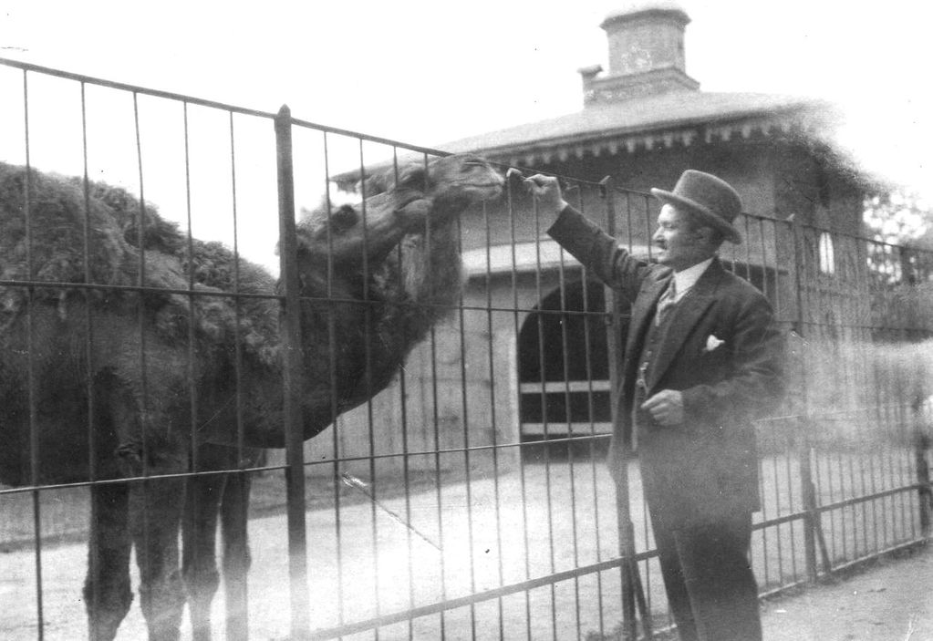 59.17  Zoologisk Have 1928 2000 Frederiksberg