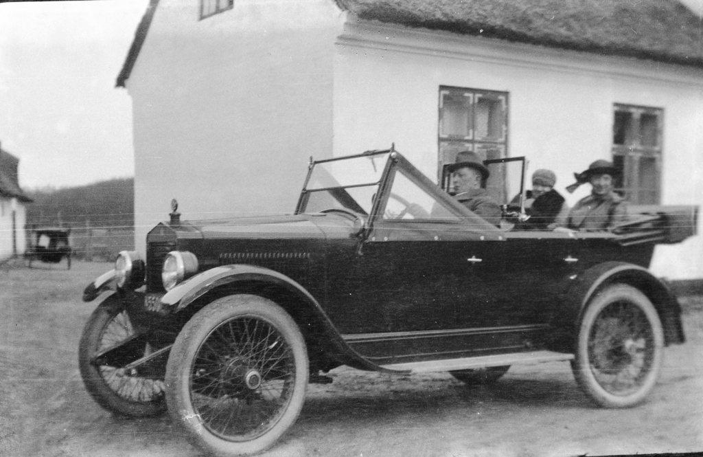 63.18    Essex  juli 1922  Reg. nr. A 550..