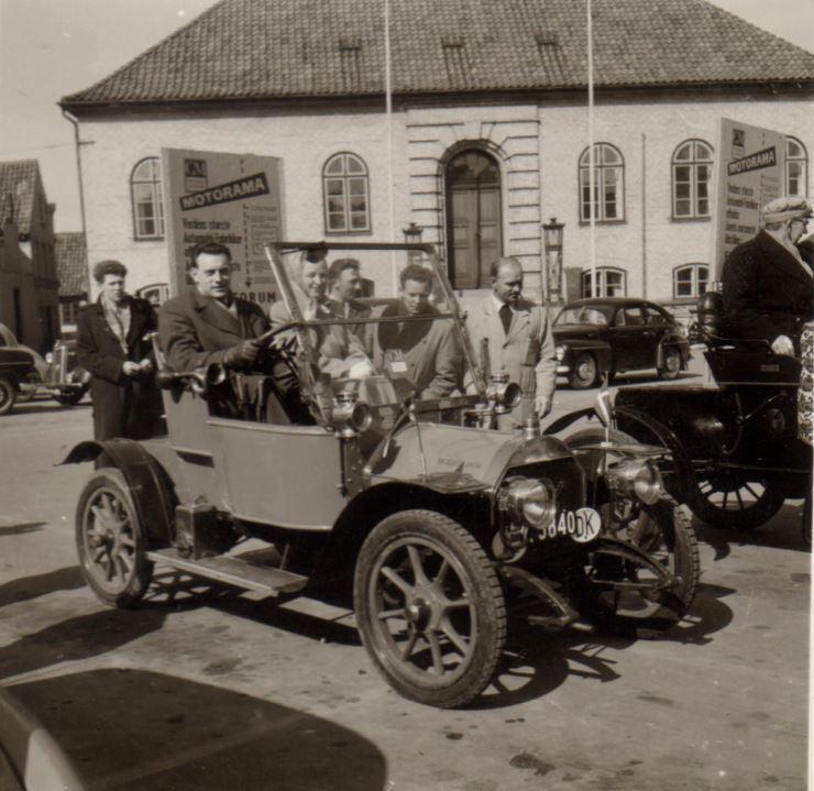 65.9  Opel ved veteranbilløb men hvor og hvornår ?