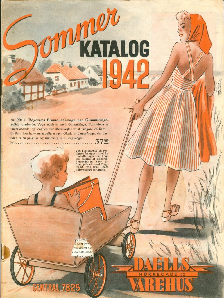 9672.1 Daells Varehuskatalog 1942