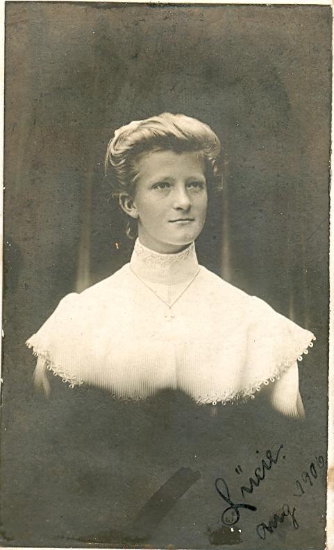 1.10  Lucie aug. 1906  Vilhelm Rieger Frederiksberggade 1459