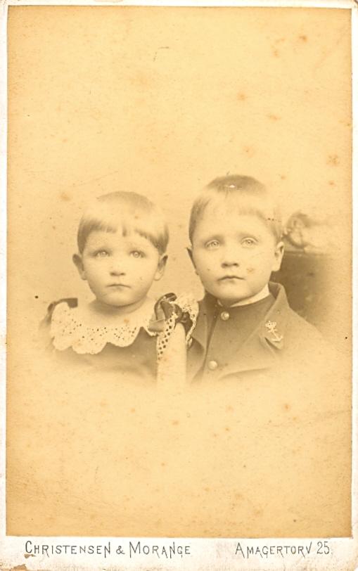1.2  Familien Bøytler   Christensen og Morange 1160