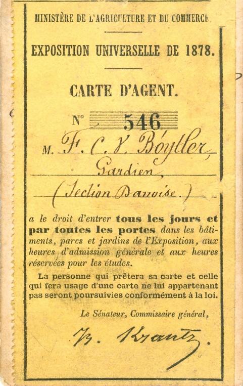 1.41.2  Bøytler verdensudstillingen 1878