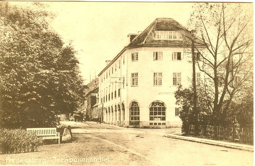 Jernbanehotellet after 1919