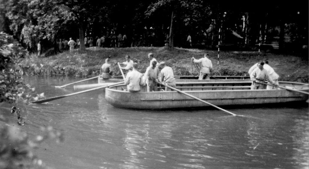 100.131 brobygningsøvelse 1933