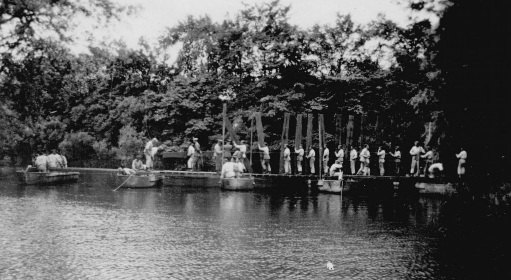 100.132 brobygningsøvelse 1933