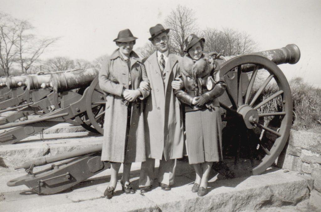 100.285 Kronborg cirka 1950