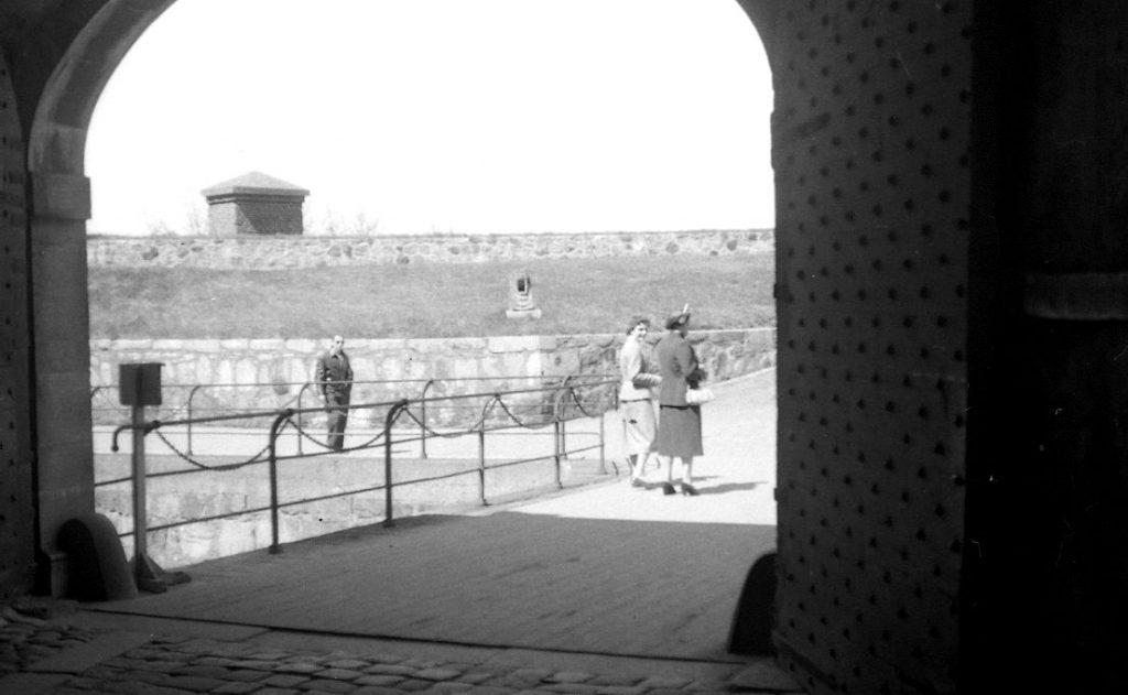 100.3.61 Kronborg cirka 1960