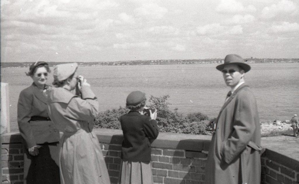 100.3.72 Kronborg cirka 1948
