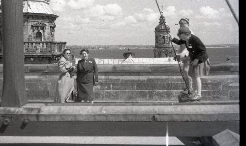 100.3.75 Kronborg cirka 1948