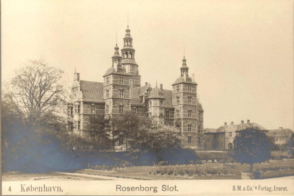 10879.10  Rosenborg slot, 1350 København