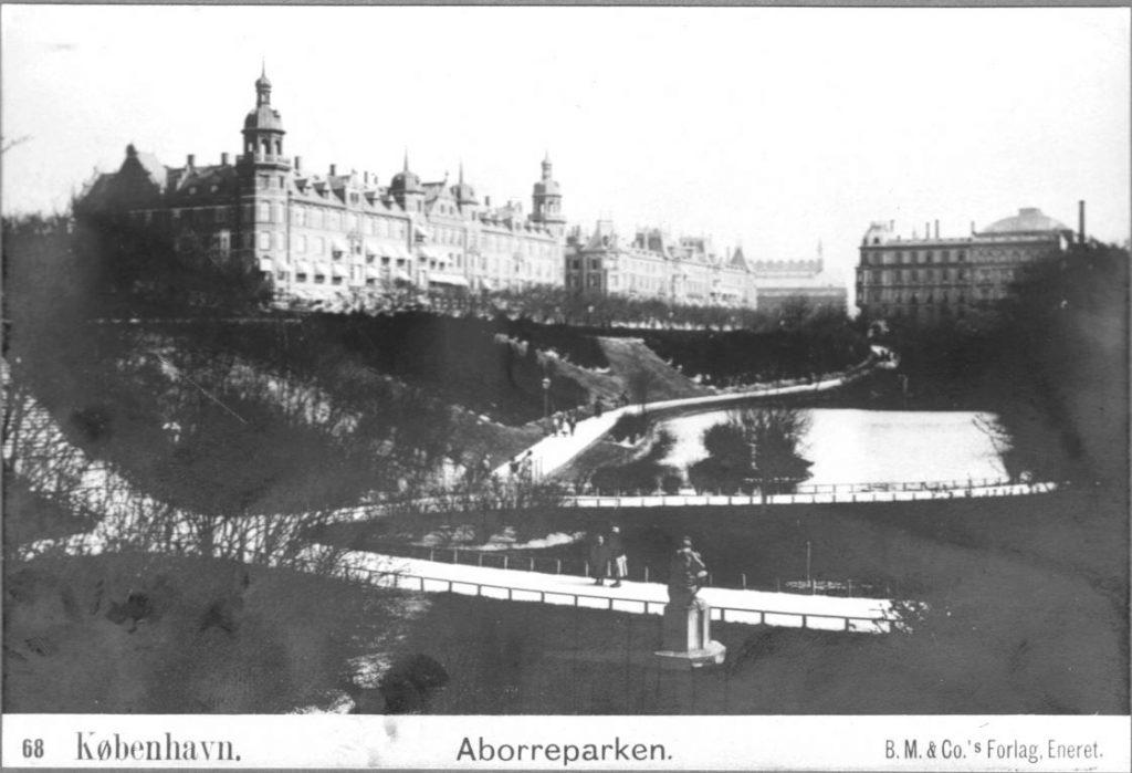 10879.2  Aborreparken, 1554 København