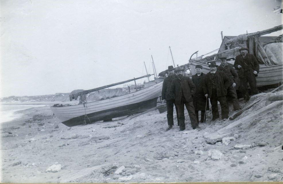 71.131 Vorupør fiskerforenings bestyrelse.  7700