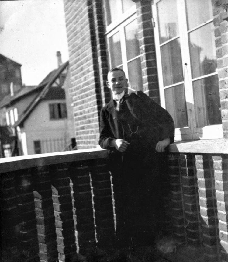 71.5 Poul Bache, Esbjerg ca. 1905 Postnummer 6700
