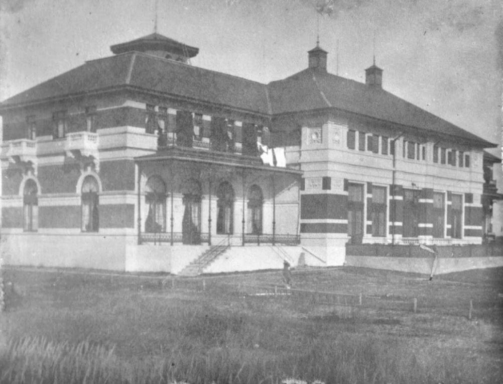 Kurbadet på Fanø 1905 Fanø 6720