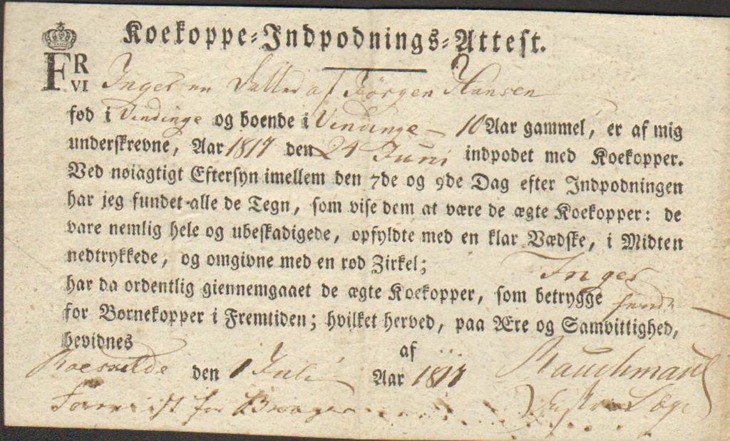 9691 Inger jørgensdatter Vindinge 1818 4000 Roskilde