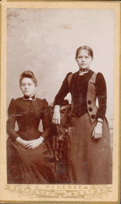 74.15 Ida Johanne Møller, f. 13/8 – 1870 Nummer 2077