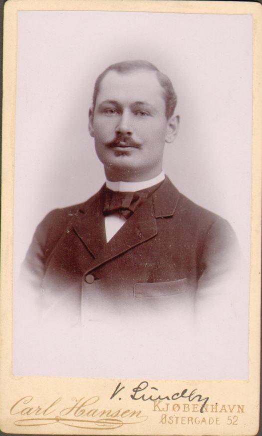 74.19 Vilhelm Sundby f. 7/11 – 1870, Flensborg