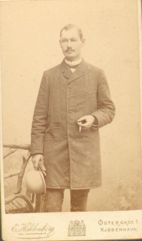 74.38 Vilhelm Sundby f. 7/11 – 1870, Flensborg