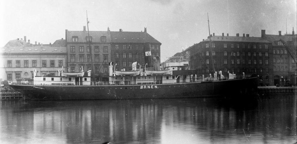 11431.2  Postskibet Ørnen.