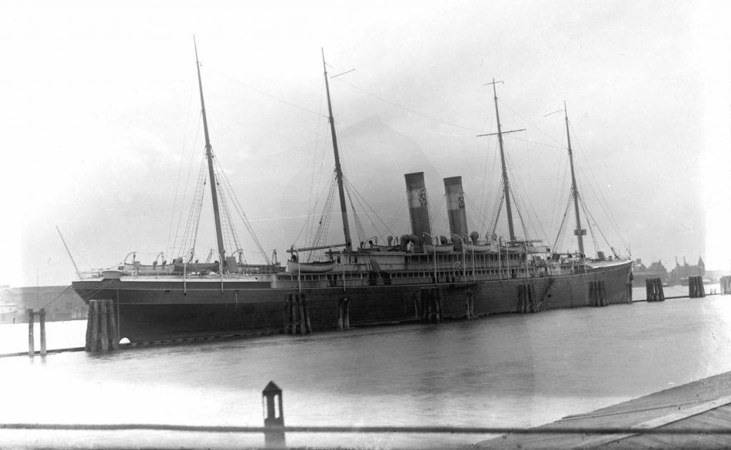11431.9  Ukendt skib, ukendt havn.