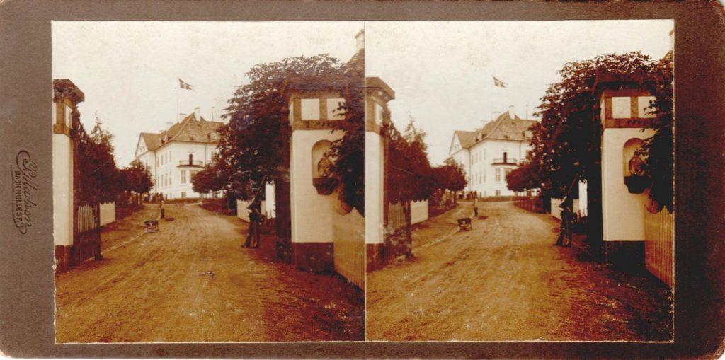 11432.21  Marselisborg, 8000 Aarhus cirka 1914  Fotograf Peter Møller, Rask Mølle