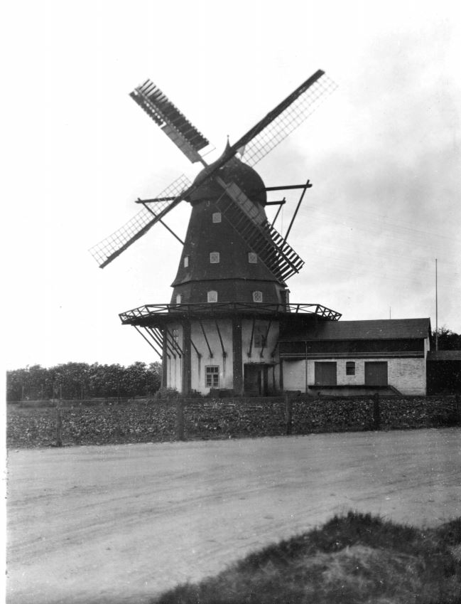 11051.11 Slangerup Mølle,3550 Slangerup cirka 1929.