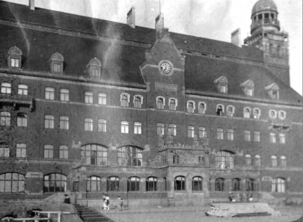 11051.27 Centralposthuset, Malmö