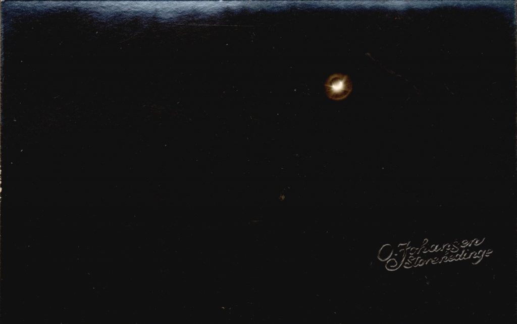 11053.16 Solformørkelse i St.Heddinge