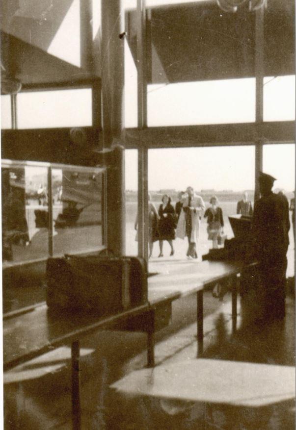 11053.40 Københavns lufthavn. Vilhelm Lauritzenterminalen.