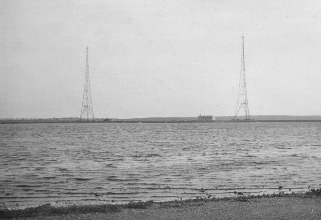 11051.7 Kalundborgsenderen bygget 1927