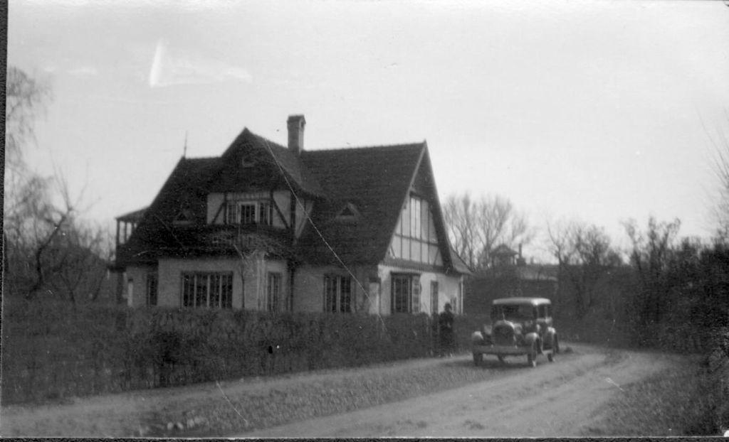 10578.1  Villa Hytten, Gl. Skovvej 1, Espergærde.