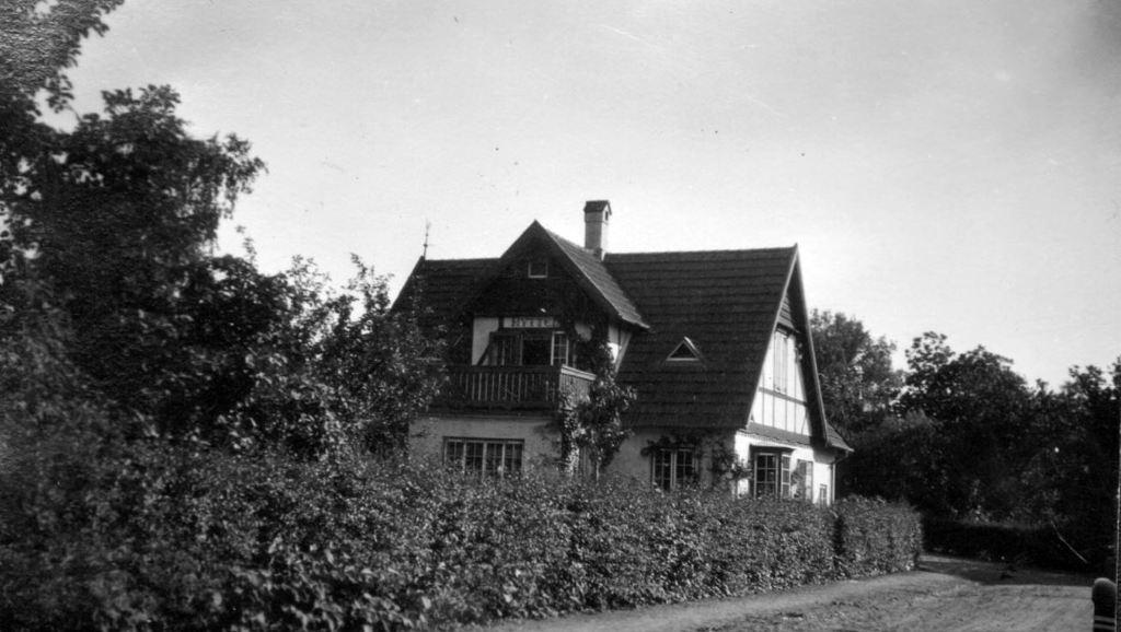 10578.12  Villa Hytten, Gl. Skovvej 1, Espergærde.