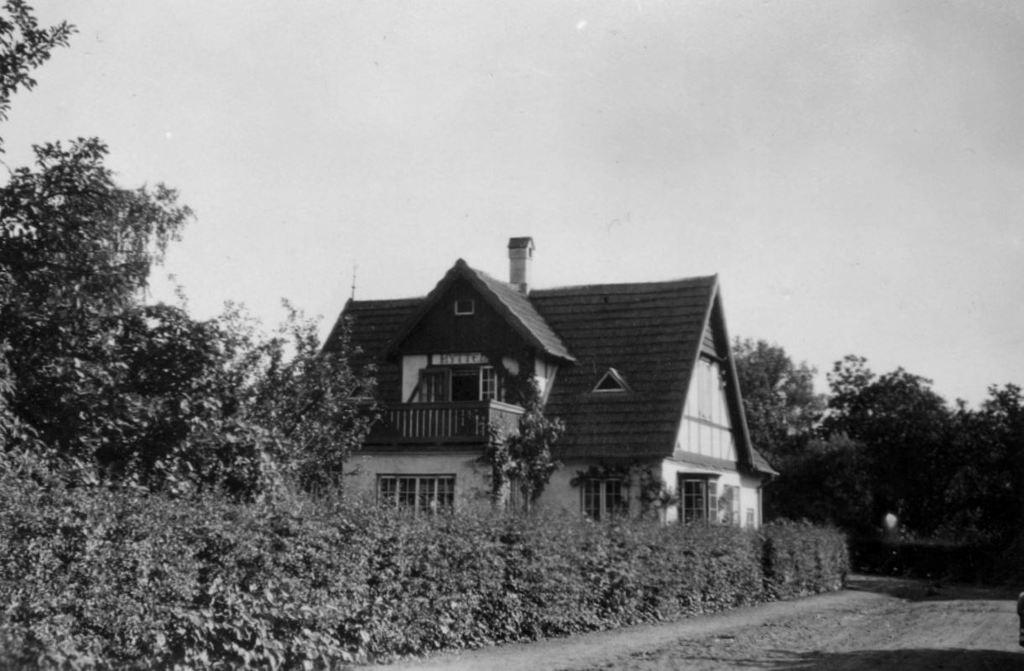 10578.14  Villa Hytten, Gl. Skovvej 1, Espergærde.