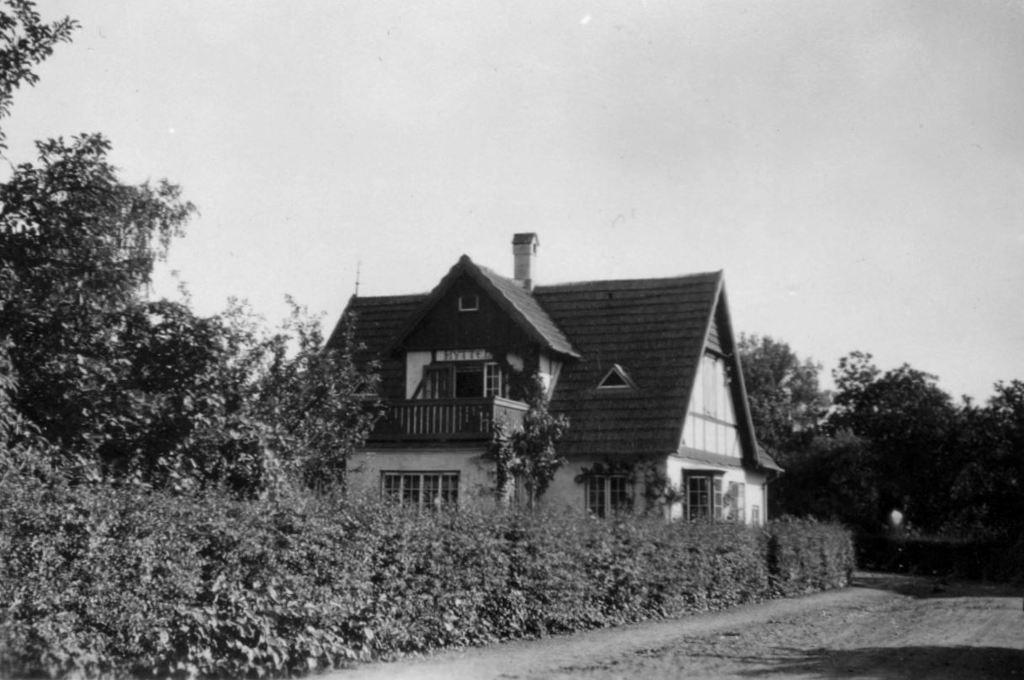 10578.15  Villa Hytten, Gl. Skovvej 1, Espergærde.