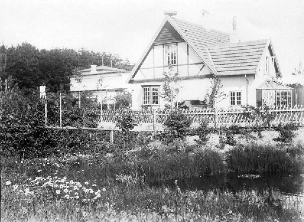 10578.17  Villa Hytten, Gl. Skovvej 1, Espergærde.