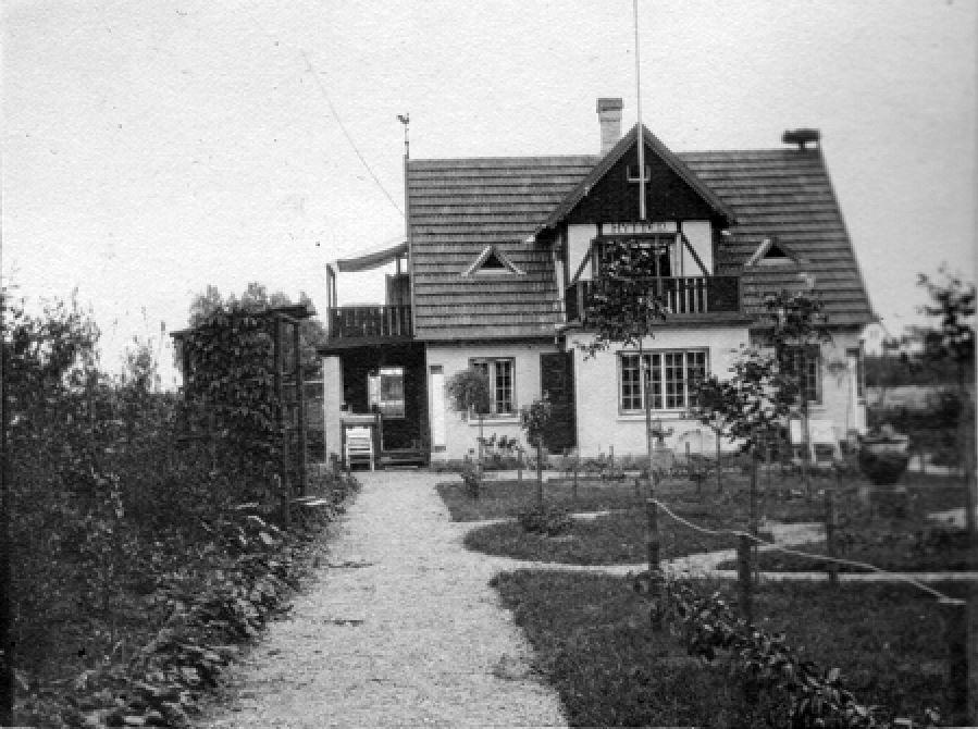 10578.19  Villa Hytten, Gl. Skovvej 1, Espergærde.