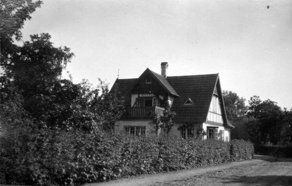10578.2  Villa Hytten, Gl. Skovvej 1, Espergærde.