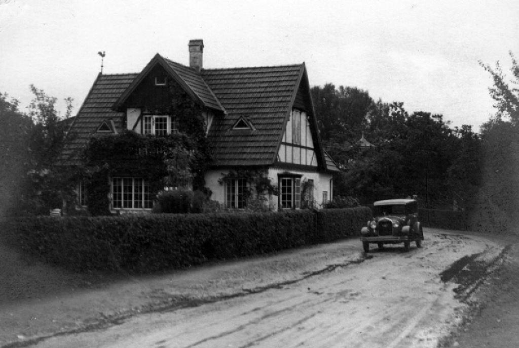 10578.21  Villa Hytten, Gl. Skovvej 1, Espergærde.