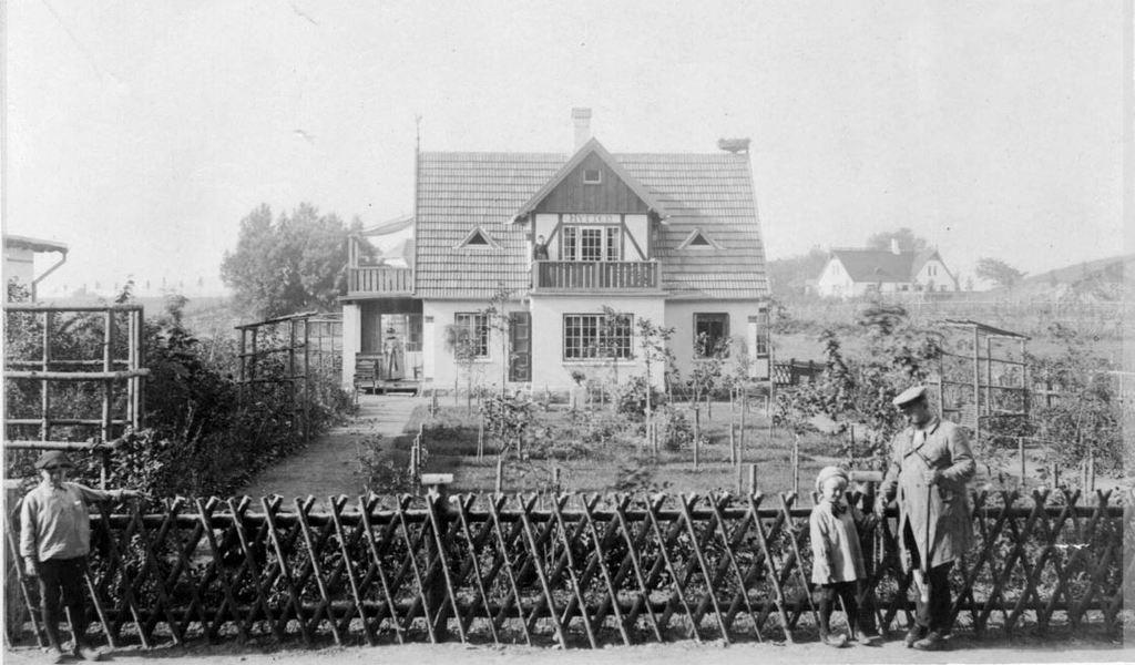 10578.3 Villa Hytten, Gl. Skovvej 1, Espergærde.