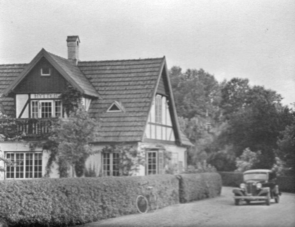 10578.4  Villa Hytten, Gl. Skovvej 1, Espergærde.