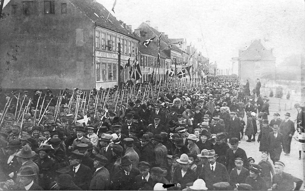 11954.9 Genforeningen i Haderslev 1920