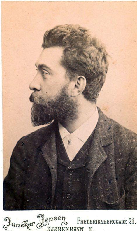 1.21.1 Portræt af Arnold Ruhwer Bøytler.