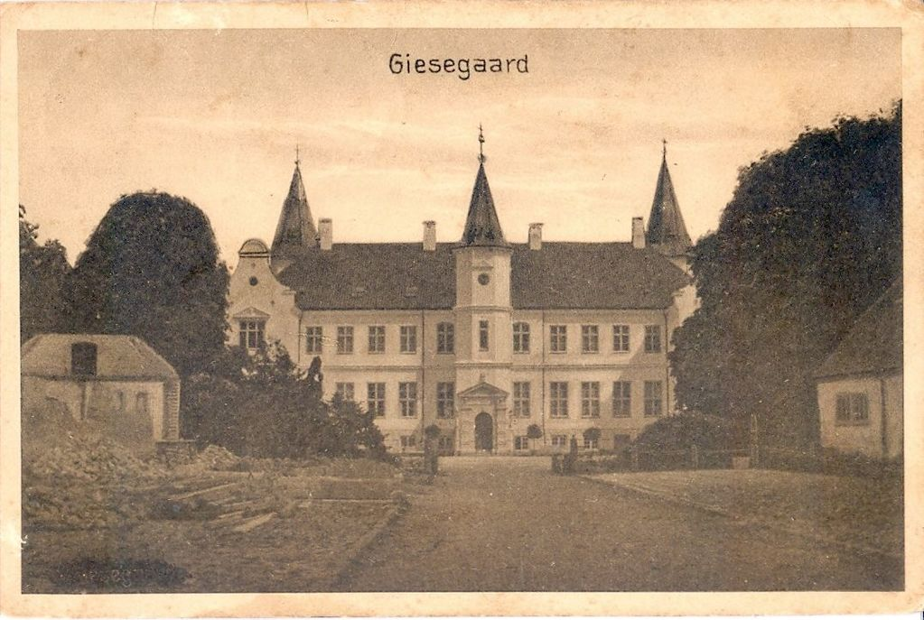 10.40 Giesegård, Ringsted
