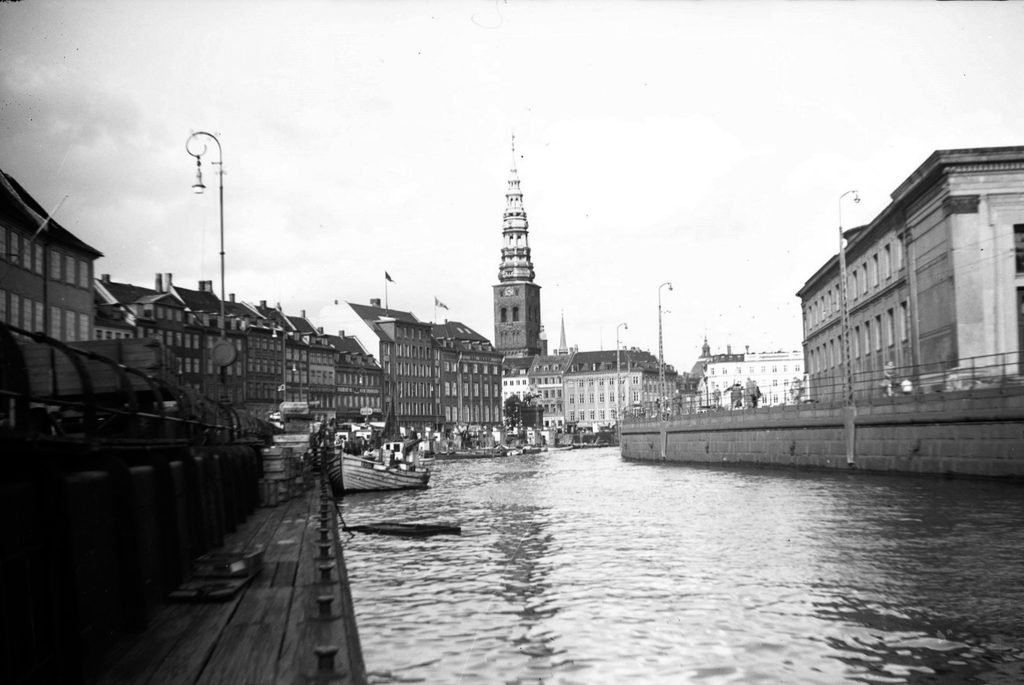 3.55 Thorvaldsens Museum år 1952