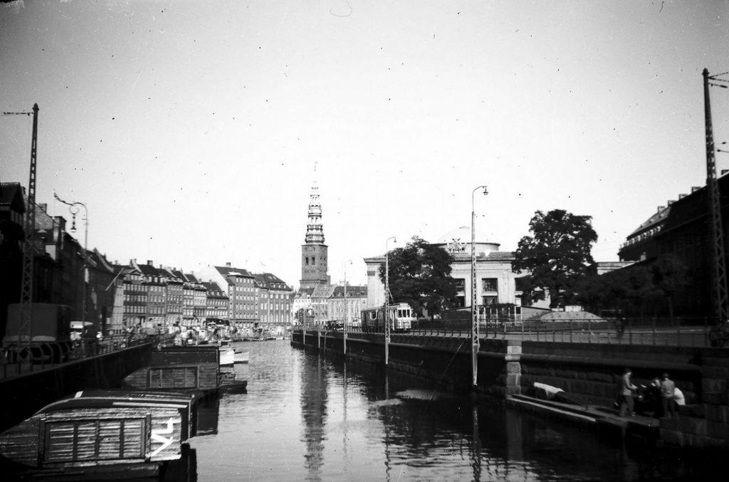 3.56.1 Thorvaldsens Museum år 1952