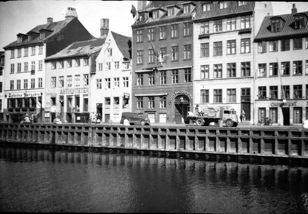 3.59.1 Nyhavn år 1952