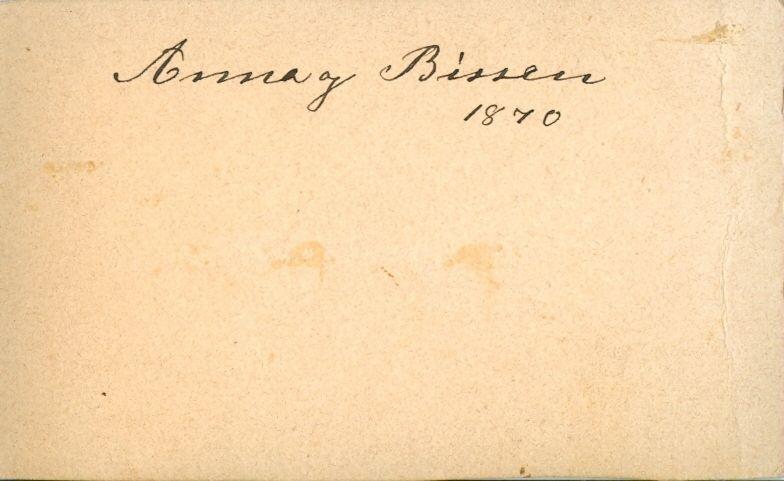 5.20.2  Anna og Bissen 1870