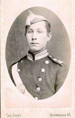 9.6 H.C Jørgensen, Lærer i Lyngs postnr.7790