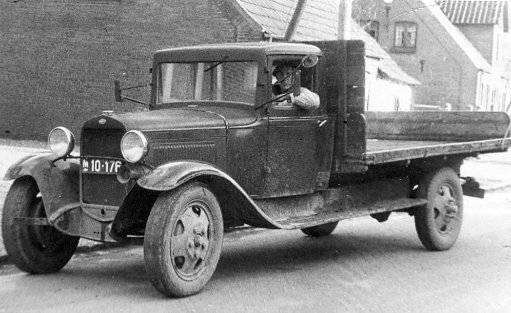 11955.1 Ford AA lastvogn fra Bogense.